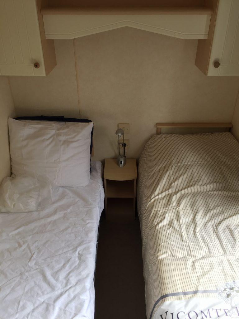 Slaapkamer 1 persoons